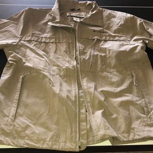 Columbia men's lightweight jacket XL RM3030